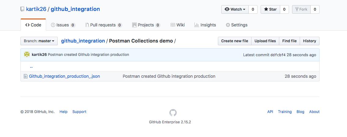 GitHub | Postman Learning Center